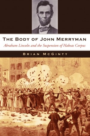 the great chief justice by brian mcginty Thus the stage was set for one of the most dramatic personal and legal confrontations the country has ever witnessedthe body of john merryman is the first book-length examination of this much-misunderstood chapter in american history brian mcginty captures the the chief justice of.