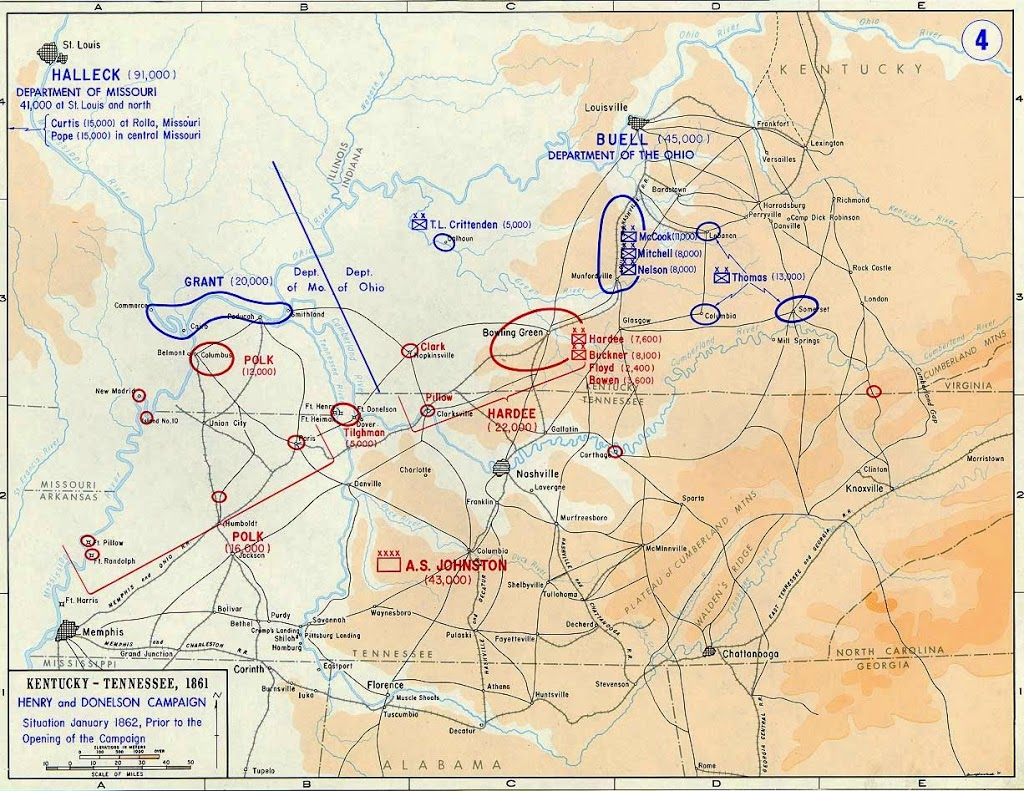 In which we discuss the Battle of Fort Henry  which took place on
