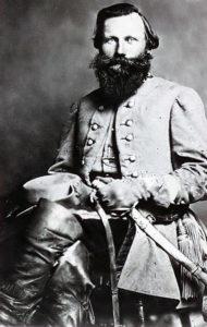 """J.E.B. """"Jeb"""" Stuart (1833-1864)"""